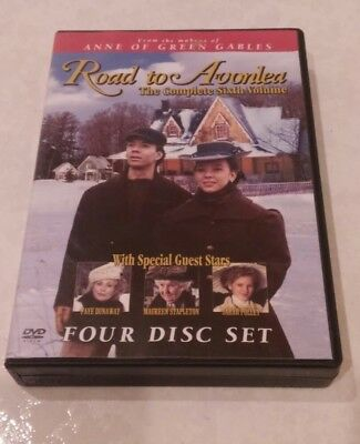 Road to Avonlea - The Complete Sixth Volume (DVD, 2006, 4-Disc Set) Rare OOP