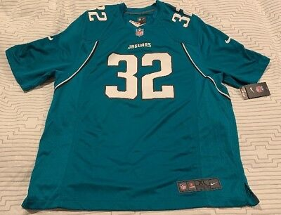 Maurice Jones-Drew Jacksonville Jaguars Nike NWT New XL Extra Large Jersey  Teal 5227be5a1