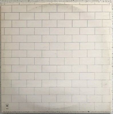 Pink Floyd The Wall - 1979 Vinyl Double LP Columbia Records PC2 36183 Gatefold