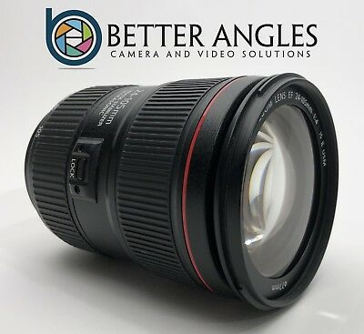 Canon EF 24-105mm f4 II IS L USM MARK II Lens-Guaranteed+Free Shipping!