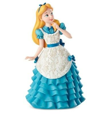 Disney Showcase Alice in Wonderland Couture de Force Figurine 6001660 New sealed
