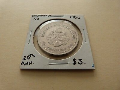 Dartmouth Ns Trade Dollar 1983 Lot 172-M