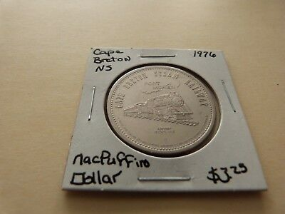 Cape Breton Ns Trade Dollar 1976 Lot 172-O