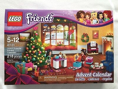 Lego 41131 Friends Advent Calendar 2016 Christmas Gift Set 5000