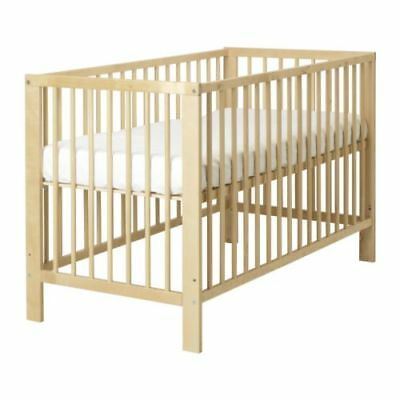 IKEA Gulliver baby 2-in-1 cot / bed, very good