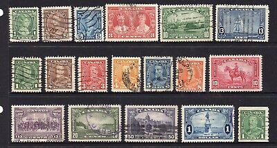 Canada - 1935-1954 - mint/used collection