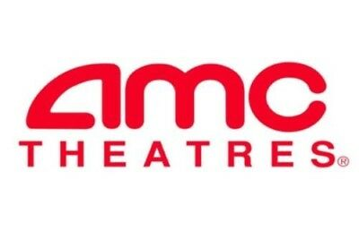 1 AMC Movie Tickets 1 Large Drinks 1 Large Popcorns (E-Delivery)
