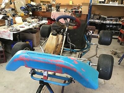 Dino go kart rolling chassis