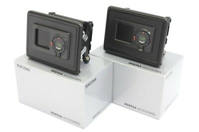 [Brand New] 2pcs Pentax 645 120 Film back Holder insert for 645 645N II JAPAN