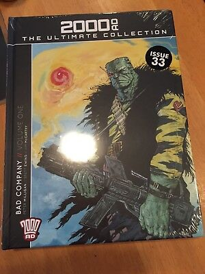 2000Ad - The Ultimate Collection - Issue 33 (Vol.52) - Bad Company - Volume One