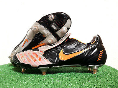 7acf049a4 2008 TOTAL 90 T90 LASER II NIKE FOOTBALL BOOTS FG UK SIZE 10 US 11 ...