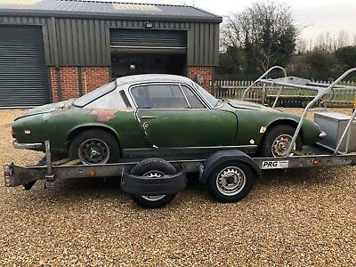 BARN FIND *1969 Lotus Elan +2 S