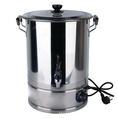New Hot Water Urn s/steel with concealed element 48L
