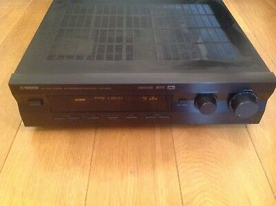 Yamaha AV Processor/Amplifier DSP-E800 Surround Sound 5.1