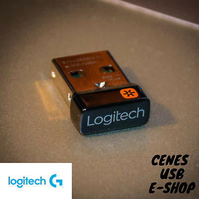 New Logitech Unifying Receiver for Mouse / Keyboard USB Connect 6 devices