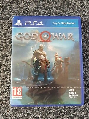 God of War (Sony PlayStation 4, 2018) - PS4 - Adventure - Action