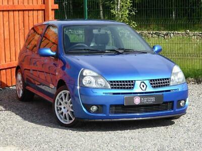 2003 Renault Clio 2.0 16v Renaultsport Cup 3dr
