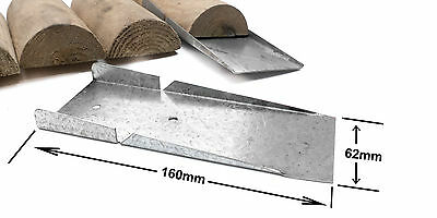Log Roll Stakes Pack of 6