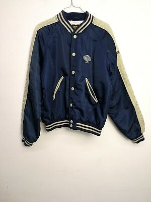 Giacca College Lonsdale Ultras Bomber Vintage Cult 90's Tg. S G159