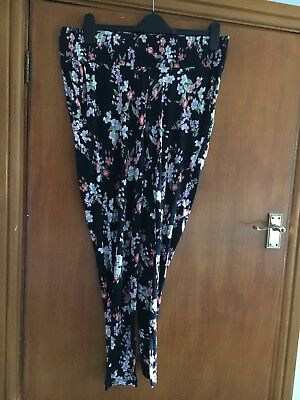 H&M Maternity Trousers Size Large