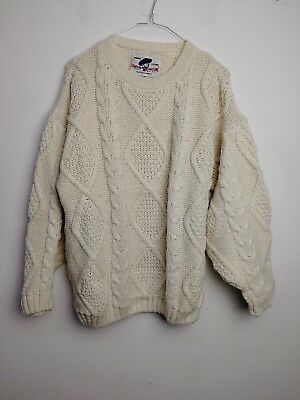 MAGLIONE COMPAGNIE CANDIENNE  CULT VINTAGE 90s TG. L/XL MG140