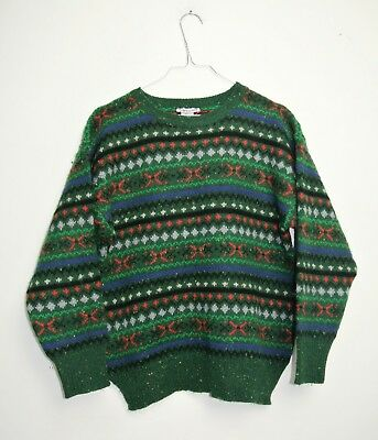 MAGLIONE CACHAREL CULT VINTAGE 90s MADE IN ITALY TG.M MG68
