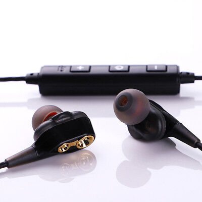 Cuffie auricolari Bluetooth con auricolare in-ear wireless dual driver CRIT 4492e114da6e