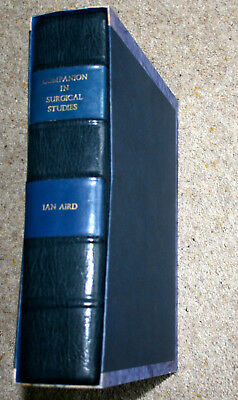 A COMPANION IN SURGICAL STUDIES  Ian Aird. 1st Edn. Fine binding.