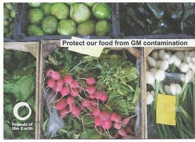 Friends of the Earth : Protect our food from GM contamination : write to your MP