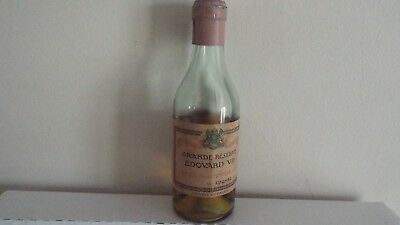 Mini cognac   edouard vii denis mounie 5 cl