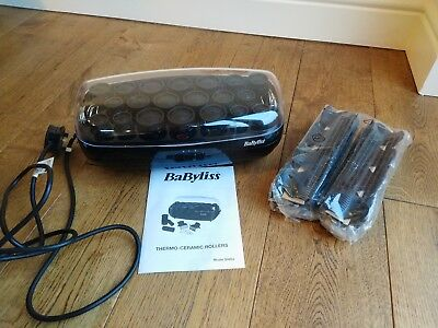 Babyliss Thermo Ceramic Heated Electric Hair Rollers.
