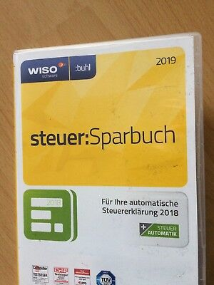 Wiso Sparbuch 2019