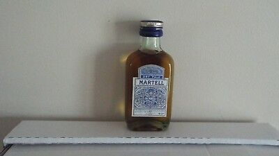 Mini cognac  martell 3 *  dry pale 3 cl