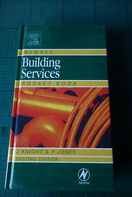 Newnes Building Services Pocket Book by Mike James, John Knight, Andrew Prentice