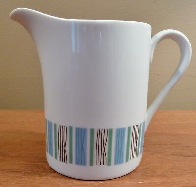 Vintage mid-century modern Sears Harmony House SCANDIA creamer cream pitcher