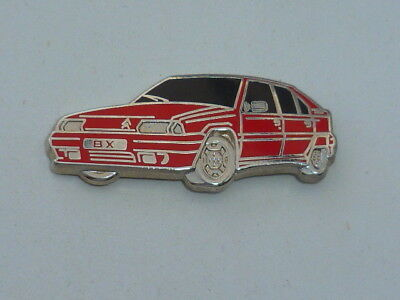 Pin's CITROEN BX ROUGE