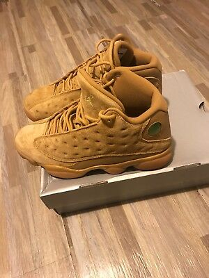 nike air jordan 13 xiii retro wheat