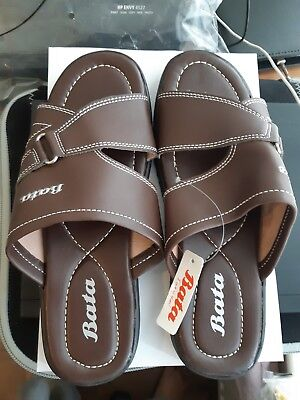 b61c932cb764 BATA SANDALS MENS size 8 brand new with tags - £15.99