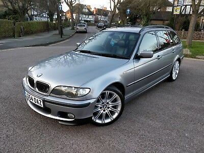 2004 BMW 330D Estate M SPORT Auto. Sale Only - No Swaps