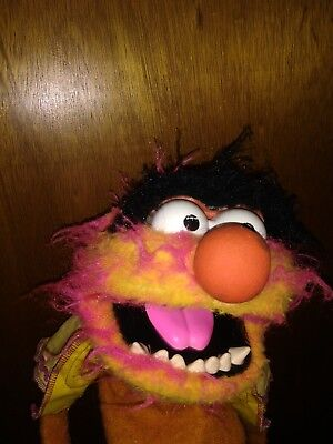 ANIMAL - vintage 1976-1978 Jim Hensons' Hand Puppet from The Muppets - RARE