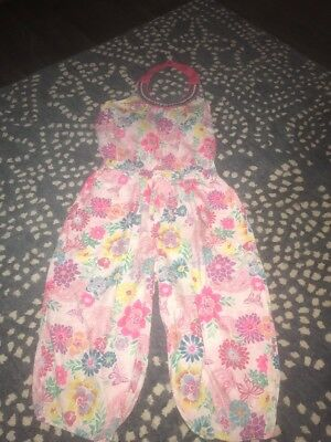 Girls Jumpsuit From Monsoon Aged 10-11 Years