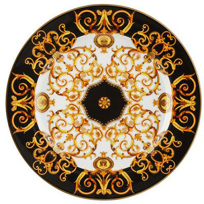 Rosenthal Versace 25Th Years 1994 Barocco 22Cm Plate Rrp$270