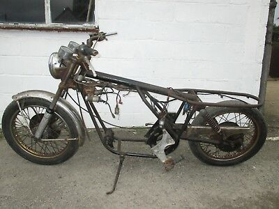 1971 Norton Commando – Matching Numbers – Winter Project