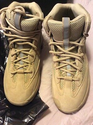 best service 9e184 07ba2 NIB AUTHENTIC YEEZY Season 6 Desert Rat Boots /sz.43 /taupe/yeezy Supply  Drop$!$