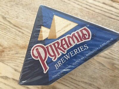 Beer coasters Pyramid brand new Un-Opened package