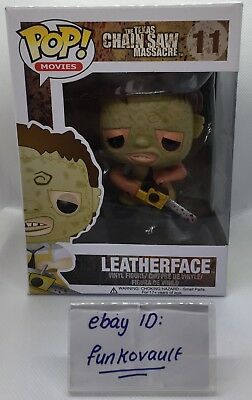 Funko Pop The Texas Chainsaw Massacre Leatherface