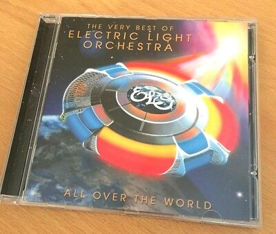 CD CLEARANCE - The Very Best of Electric Light Orchestra - All Over The World