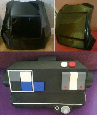 Star Wars - Tie Fighter Pilot - Chest & Back Armor + Chestbox - 1:1 Armor, Prop