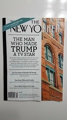 Out In The Cold The New Yorker Magazine January 7 2019 No Label