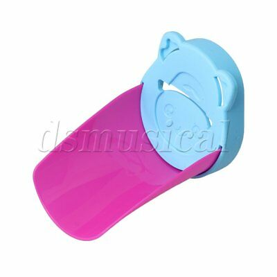 10cm Faucet Extender Animal Spout Sink Handle Extender for Kids Child